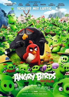 Kino News: ANGRY BIRDS – DER FILM (Kinostart: 12.05.2016) plus Gewinnspiel