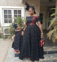 My for this cannot be overemphasized. you both rock 👭 in this inspired by mua for measurement and fabric selection call or what's app Maureen on or visit our work studio at 3 Daloa close off Monrovia street by Aminu Kano crescent wuse Abuja. African Dresses For Kids, African Lace Dresses, Latest African Fashion Dresses, African Print Fashion, Africa Fashion, African Attire, African Wear, Kitenge, Ideias Fashion