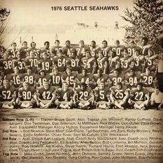The Original Seahawks