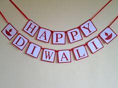 Items similar to Happy Diwali Banner - Diwali Decorations - Diwali Greetings - Festival of Lights - Diwali Garland - Hindu Festival - Deepavali Celebration on Etsy Diwali Cards, Diwali Diya, Craft Activities For Kids, Crafts For Kids, Arts And Crafts, Happy Diwali, Diwali Decoration Lights, Banner