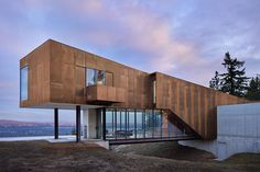 Rimrock House - AD España, © Benjamin Benschneider