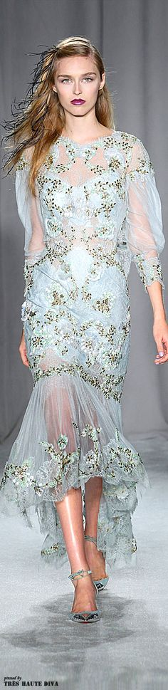 Marchesa Spring/Summer 2014 - New York Fashion Week