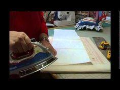 How to Make a Photo fabric to go through the printer