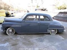 1950 Plymouth Two Door Sedan Special Deluxe  Bidding on this item starts Tuesday, June 11, 2013 at 10:00 am (PT).