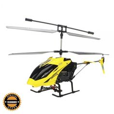3 Channel Trampled Resistant Raido Control RC Helicopter Yellow YR 577-3 3 Chann: Bid: 62,44€ Buynow Price 62,44€ Remaining 03 dias 11 hrs…