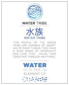 Water is the element of Change Korra Avatar, Team Avatar, Aang, Water Tribe, Iroh, Korrasami, Fire Nation, Life Happens, Zuko