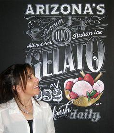 Arizona Gelato on Behance