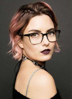 Chic Kurze Haare Ideen für Runde Gesichter //  #Chic #für #Gesichter #Haare #Ideen #kurze #Runde