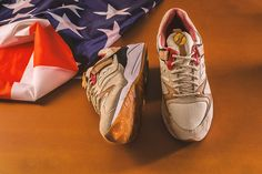 The Saucony Grid 9000 Goes Americana with the Liberty Pack - EU Kicks Sneaker Magazine