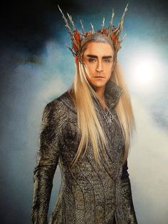 [Thranduil] Just saw The Hobbit last night. Felt gypped when they got to the dragon and STOPPED. So Peter Jackson has another movie to make and more money to make and more suckers to make (us). Tolkien, Legolas And Thranduil, Tauriel, Orlando Bloom Legolas, Mirkwood Elves, The Hobbit Movies, The Two Towers, Lee Pace, Middle Earth
