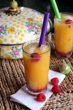 raspberry tequila sunrise