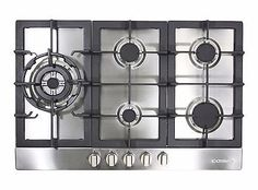 "appliances: 30"" GAS COOKTOP STAINLESS STEEL W/ 5 BURNERS *NEW* #Appliances - 30"" GAS COOKTOP STAINLESS STEEL W/ 5 BURNERS *NEW*..."