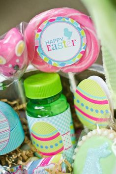 Hostess with the Mostess® - Easter Has Sprung Printable Design Collection Photo Shoot