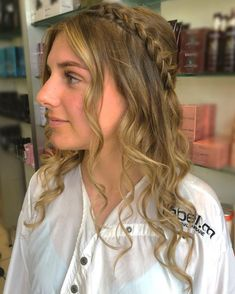 Best Pic # goddess Braids for kids # goddess Braids for kids Style Are you bored by the old hairstyles of the ponytail? If that's the case, then use General braids , #Braids #goddess #Kids #Pic #style