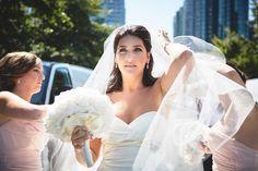 great vancouver wedding Emanda getting prepared to see her groom #bride #vancouverphotographer #firstlook #beautifulbridetobe #cathedralplace @blush_bridal by @rfweddings  #vancouverwedding #vancouverwedding