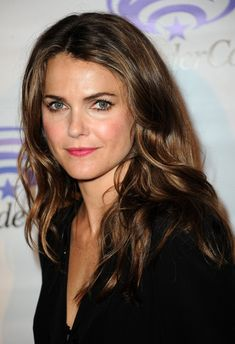 Pin for Later: Keri Russell's Most Stunning Snaps From 1999 to Now 2014 Keri Russell attended WonderCon Anaheim 2014.