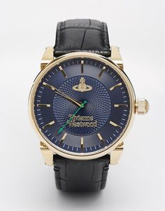 Vivienne Westwood gold/leather |