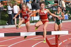 The Track and Field team competes in various meets and championships.