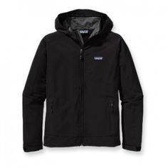 Patagonia Guide Softshell - Perfect wind resistant, water repellant layer. Somewhat biased as this is my favorite brand, however, this thing is quite old and holds up great!