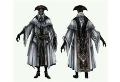 Yurie, the Last Scholar is an enemy in Bloodborne. Yurie, the Last Scholar, is a hunter and member of the Choir.