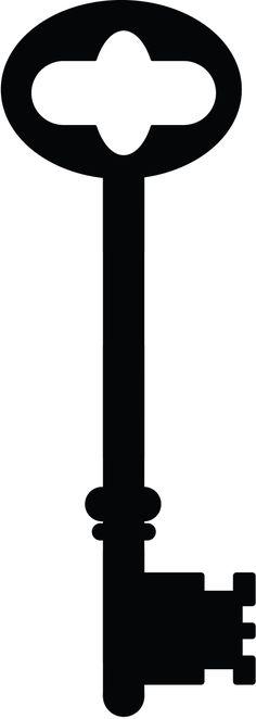 Skeleton Key Clipart | Clipart Panda - Free Clipart Images