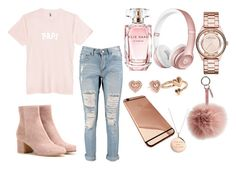 """""""Untitled #865"""" by artiola-fejza ❤ liked on Polyvore featuring moda, Gianvito Rossi, Boohoo, Marc by Marc Jacobs, Elie Saab, Michael Kors, Kate Spade, Alex and Ani e Fendi"""