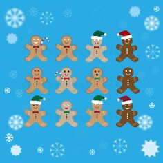 #gingerbreadman #gingerbread #gingerbreadcookies #illustration #cliparts #clipart #vectorgraphics #vectorgraphic #vectorart #etsy #graphicdesigner #illustrator #vector #vectorgraphics #designedann #designed #designe #christmas #xmas #christmastime #christmasstuff #christmasitems #christmascookies Man Vector, Vector Graphics, Vector Art, Christmas Items, Christmas Cookies, Man Cookies, Gingerbread Man, Xmas, Clip Art