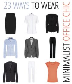 Not Dressed As Lamb - Over 40 Fashion Blog: What to Wear to the Office | 23 Office Chic Work O...