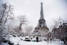 More than 1,000 people were stranded Wednesday morning on roadways around Paris.
