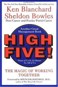 Bestseller Books Online High Five! The Magic of Working Together Ken Blanchard, Sheldon Bowles $13.32