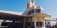 Asmara Fiat Tagliero Gas Station
