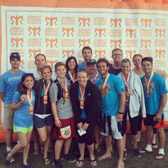 Career Step employees after completing the RAGNAR relay. Anything Is Possible, Ragnar, Team Building, Motivation Quotes, Moving Forward, Career, Words, Motivational Quotes, Move Forward
