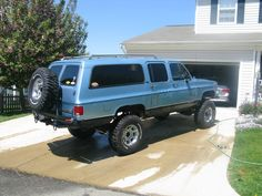 "1991 Suburban 6.2 turbo 6"" 1 tons w/ 37s - Pirate4x4.Com : 4x4 and ..."