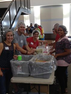 Team Scotty's packing 90,000 meals for Kids Against Hunger (Haiti & locally) at Northview Church