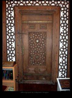 Antique door.Turkey