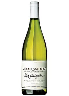 DeBeaune Pouilly Fuisse Galopieres - nice unoaked chard