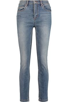 Shop on-sale Marc by Marc Jacobs Ella high-rise washed skinny jeans. Browse other discount designer Jeans & more on The Most Fashionable Fashion Outlet, THE OUTNET.COM