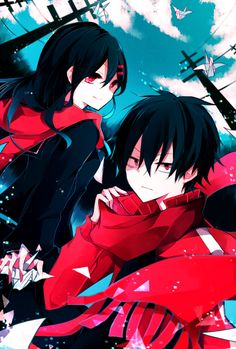 Ayano Shintaro | Kagerou Project