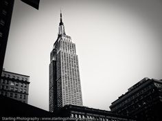 Empire State Building Empire State Building, Black And White Google, Urban Photography, New York City, Tower, Travel, Google Search, Inspiration, Biblical Inspiration