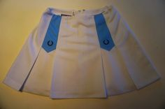 vintage fred perry skirt tennis 1960 1970 1980 60s 70s 80s