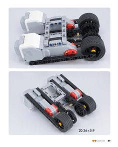 Be Inspired With The Lego Mindstorms Idea Book! Lego Technic, Lego Mindstorms, Lego Wedo, Lego Duplo, Lego Design, Robot Design, Lego Gears, Lego Nxt, Lego Machines