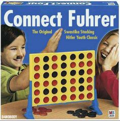 connect fuhrer / photomontage (a lot of photoshop jokes =)) :: funny pictures :: kids (children) :: cover :: Hitler :: nazi :: games Lps, Connect Four Memes, Haha, History Memes, Fresh Memes, Edgy Memes, Gothic Lolita, Best Funny Pictures, Funny Pics