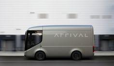 ARRIVAL: autonomous tech, electric trucks & the future of delivery – Formula E