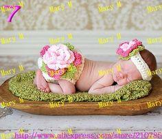 crochet photo prop patterns free | Crochet Baby Headband Pattern-Source Crochet Baby Headband Pattern ...