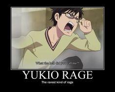 Motivational Raging Yukio by Chaotic--Edge.deviantart.com on @deviantART