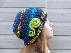 Crochet Hats, Points, Fashion, Knitting And Crocheting, Tricot, Crochet Vest Pattern, Boleros, Patterns, Blue Prints