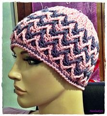 Impressioni di settembre Hat ~ free pattern ᛡ