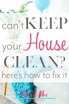 Feel like you can't keep your house clean? It's probably because you're holding your house, kids, and life to someone else's standard of being clean and organized. Learn to set your own standards and get tips to finally keep your house clean! Cleaning Checklist, House Cleaning Tips, Housekeeping Tips, Bathroom Cleaning Hacks, Homekeeping, Craft Organization, Organizing Ideas, Natural Cleaning Products, Keep It Cleaner