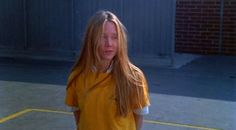Sissy Spacek in Carrie Scary Movies, Horror Movies, Carrie Movie, Sissy Spacek, Stephen King Movies, Carrie White, Vintage Horror, Vintage Films, Jean Luc Godard