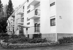 Bairro de ramalde - fernando távora Le Corbusier, Gonçalo Ribeiro Telles, Portugal, Exterior, Stairs, Pure Products, Landscape, Architecture, Nature